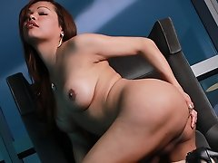 Carmen Moore loves to get down and dirty and tease us